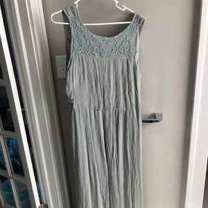 BHLDN Jayne Full Length Dress